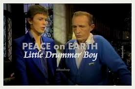Click on Image to hear Little Drummer Boy/Peace on Earth